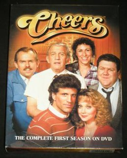 <i>Cheers</i> (season 1) season of television series