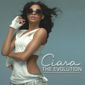 Ciara: The Evolution - Image: Ciara The Evolution