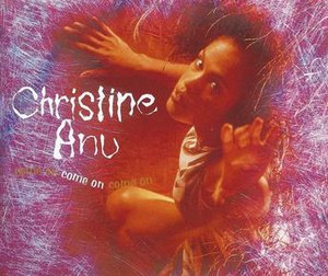 Come On (Christine Anu song) - Image: Come On by Christine Anu