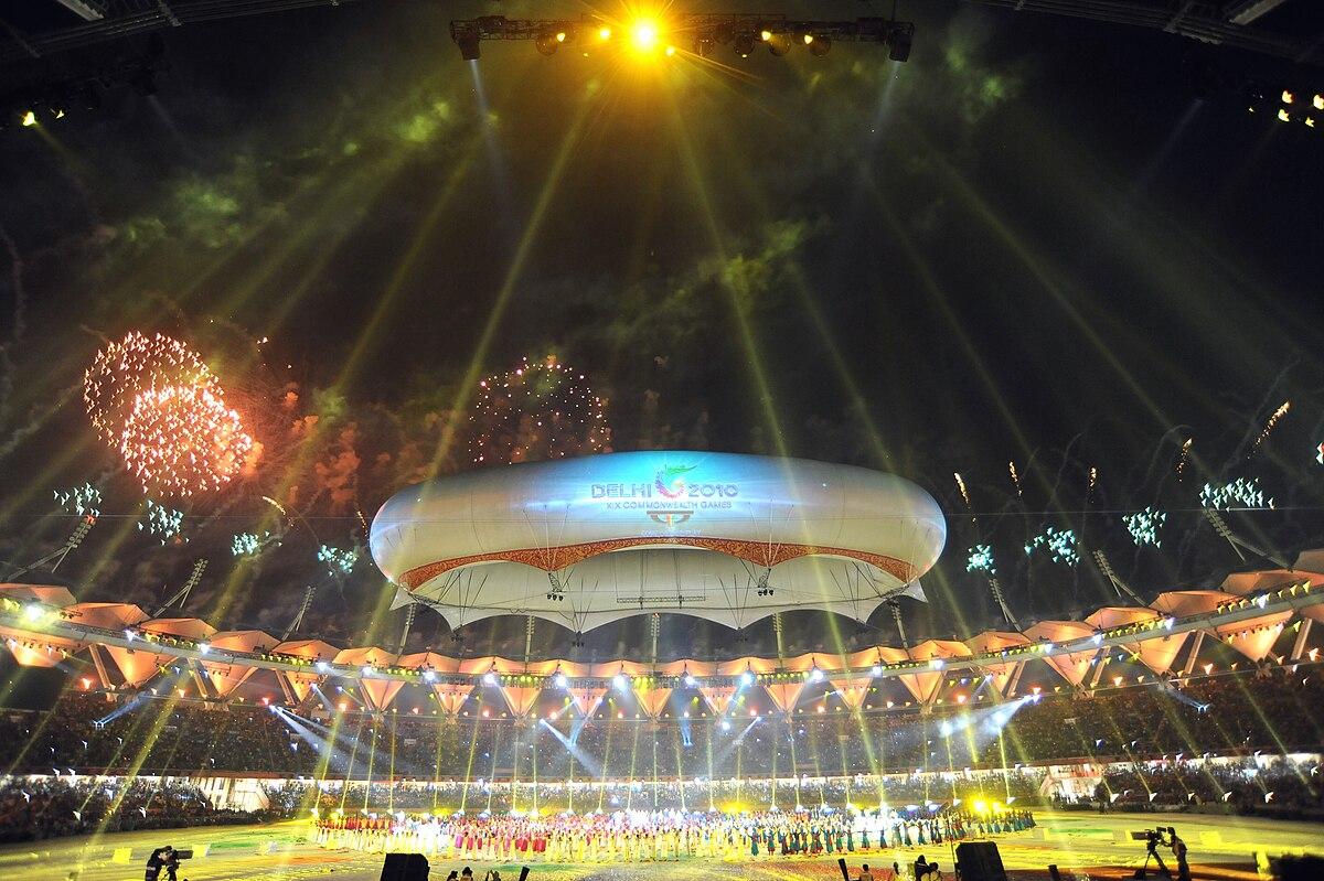 2010 Commonwealth Games closing ceremony - Wikipedia