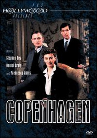 Copenhagen (2002 film) - DVD cover