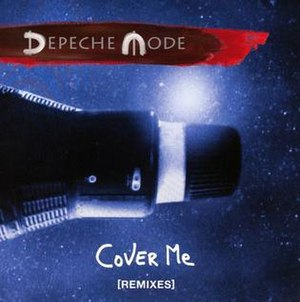 Cover Me (Depeche Mode song) - Image: Cover Me cover