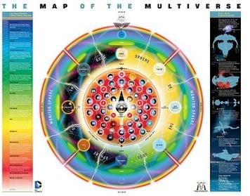 DC Multiversity Map