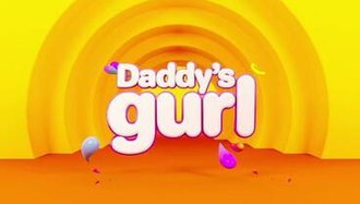 Daddy's Gurl - Title card