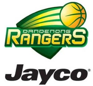 Dandenong Rangers - Image: Dandenong Rangers 1