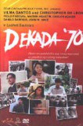 2002 Young Critics Circle Awards - Dekada '70, winner of Best Film