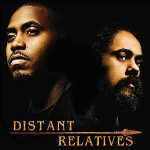 Distant Relatives - Image: Distant Relatives (Nas & Damian Marley album)