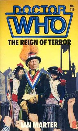 The Reign of Terror (Doctor Who) - Image: Doctor Who The Reign of Terror