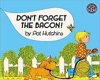 Vergessen Sie nicht die Bacon.jpg