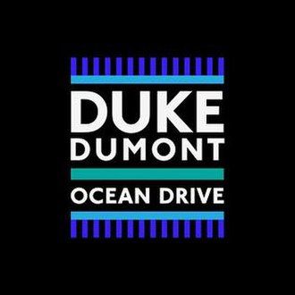 Duke Dumont — Ocean Drive (studio acapella)