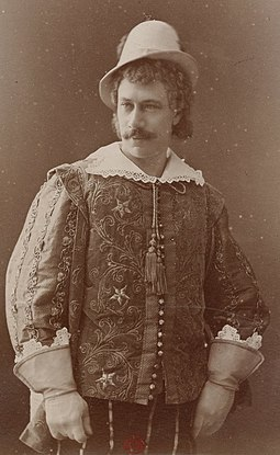 Vauthier as Annibal E Vauthier in La Marjolaine 1877.jpeg