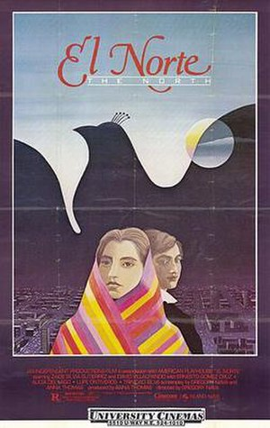 El Norte (film) - Theatrical release poster