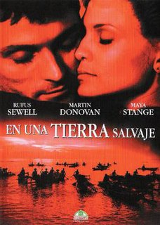 <i>In a Savage Land</i> 1999 film by Bill Bennett