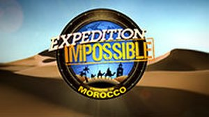 Expedition Impossible (TV series) - Title card