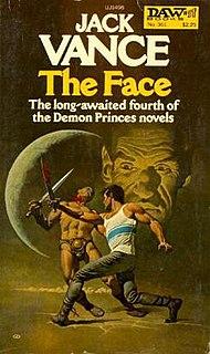 <i>The Face</i> (Vance novel) novel by Jack Vance