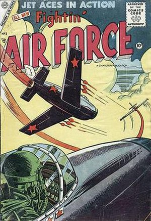 Fightin' Air Force - Image: Fightin Air Force 03