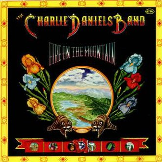 Fire on the Mountain (album) - Image: Fire on the Mountain album