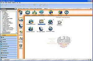 FirstClass - Image: First Class Desktopv 9