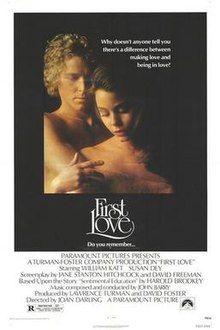 First Love 1977 Film Wikipedia