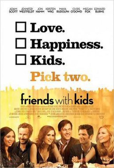 Picture of a movie: Friends With Kids