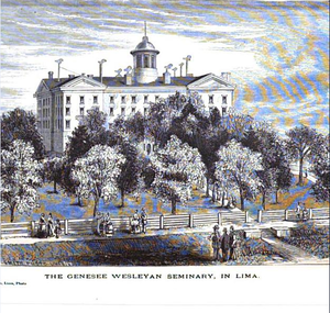 Genesee Wesleyan Seminary - Genesee Wesleyan Seminary