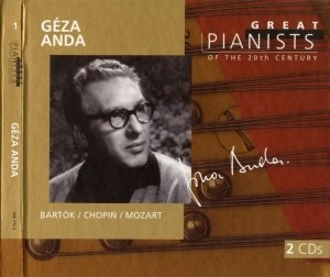 Great Pianists of the 20th Century – Géza Anda - Image: Geza Anda 1