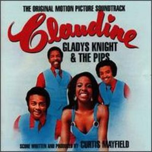 Claudine (soundtrack) - Image: Gladys Knight Claudine