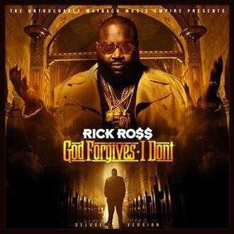 God Forgives, I Don't - Image: God Forgives, I Don't Deluxe Cover