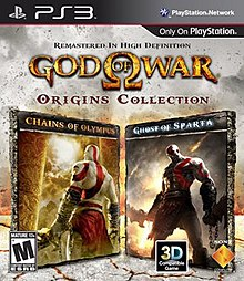 God of War video game collections - Wikipedia