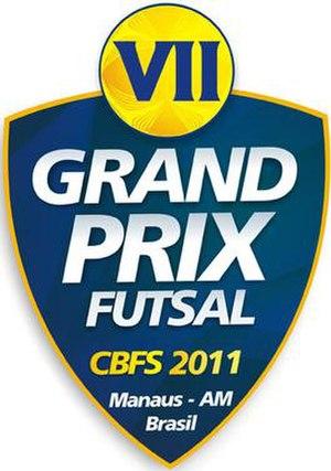 2011 Grand Prix de Futsal - Image: Grandprix 2011