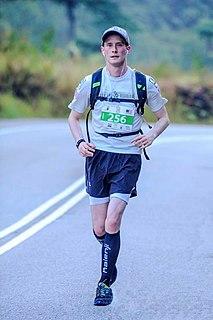 Greg Nance American entrepreneur, mountaineer, and endurance athlete