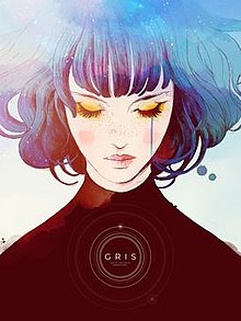 Image result for gris game