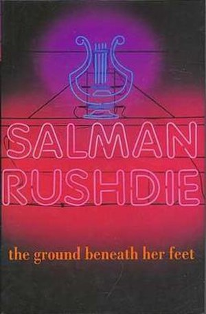 The Ground Beneath Her Feet - First edition (UK)