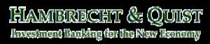 Hambrecht & Quist - Image: Hambrecht & Quist logo