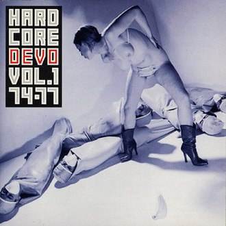 Hardcore Devo: Volume One - Image: Hardcore Devo Volume One