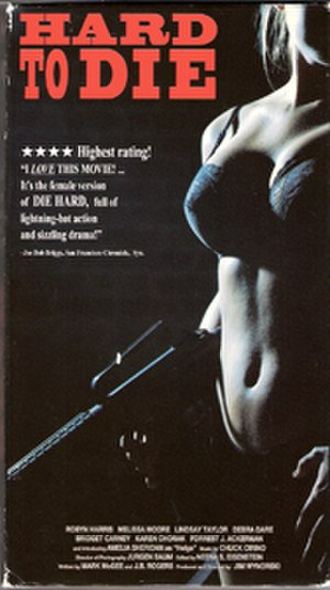 Hard to Die - Hard to Die VHS cover
