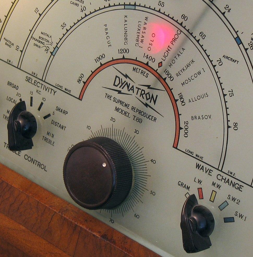 Harumphy.radio dial