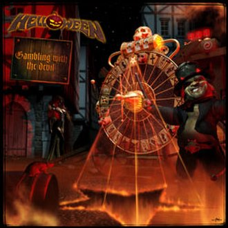 Gambling with the Devil - Image: Helloween Gambling with the Devil