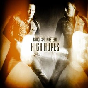 High Hopes (album) - Image: High Hopes album Bruce Springsteen