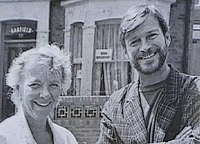 Julia Smith and Tony Holland, the creators of EastEnders.