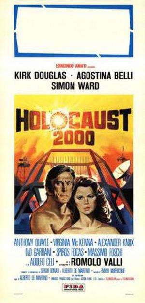 Holocaust 2000 - Image: Holocaust 2000 poster