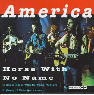 Horse with No Name (album) - Image: Horse with no name cover art
