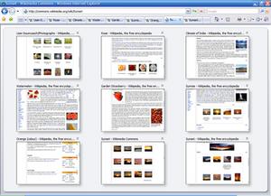 Internet Explorer 7 - Quick Tabs