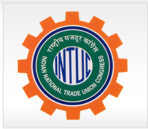 Indian National Trade Union Congress - Image: INTUC logo