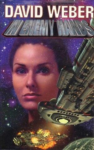 In Enemy Hands (novel) - Image: In Enemy Hands