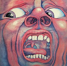 Image result for in the court of the crimson king