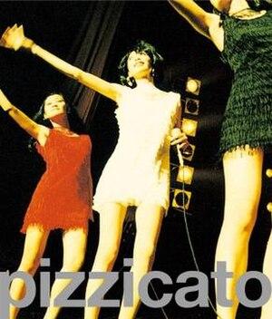 Instant Replay (Pizzicato Five album) - Image: Instant replay reissue cover