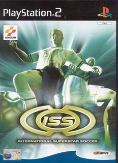<i>ISS</i> (2000 video game) 2000 video game