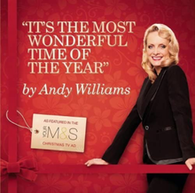 It's the Most Wonderful Time of the Year by Andy Williams 2007 UK single.png