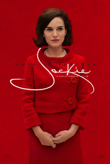 <i>Jackie</i> (2016 film) 2016 biographical drama film about Jacqueline Kennedy directed by Pablo Larraín